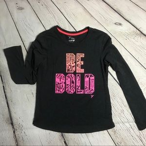 """Old Navy Active """"Be Bold"""" long sleeve tee"""